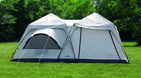 room tents cing station peaks two room cabin dome tent by