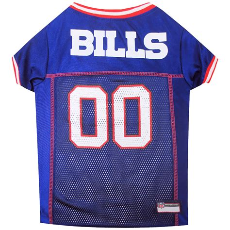 puppy jerseys buffalo bills jersey large healthypets