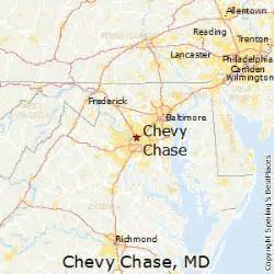 best places to live in chevy maryland