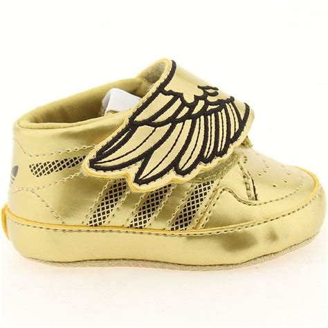 new born sneakers adidas wings cribpack infant shoes