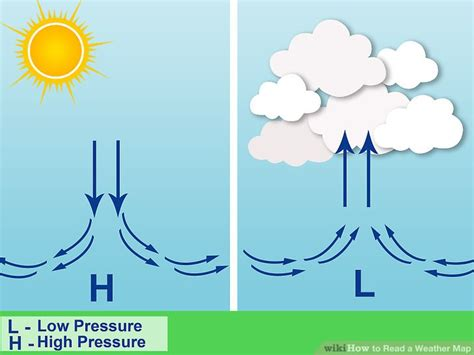 Step Weather A Day how to read a weather map with pictures wikihow