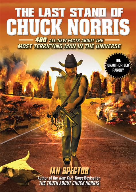 Who created the Chuck Norris Facts series? | What can I