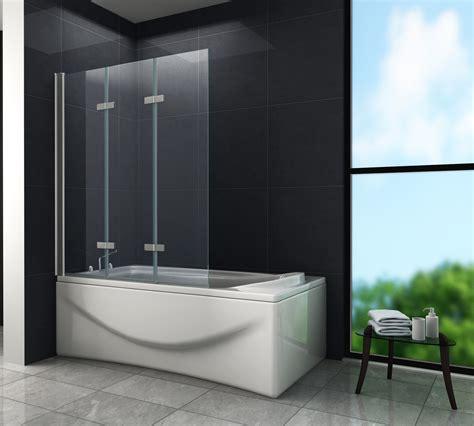 Duschabtrennung Für Wanne duschw 195 164 nde f 195 188 r badewannen duschdeals