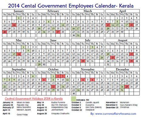 Governance Calendar Template