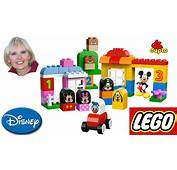 LEGO Duplo Mickey Mouse And Friends Preschool Building Toy