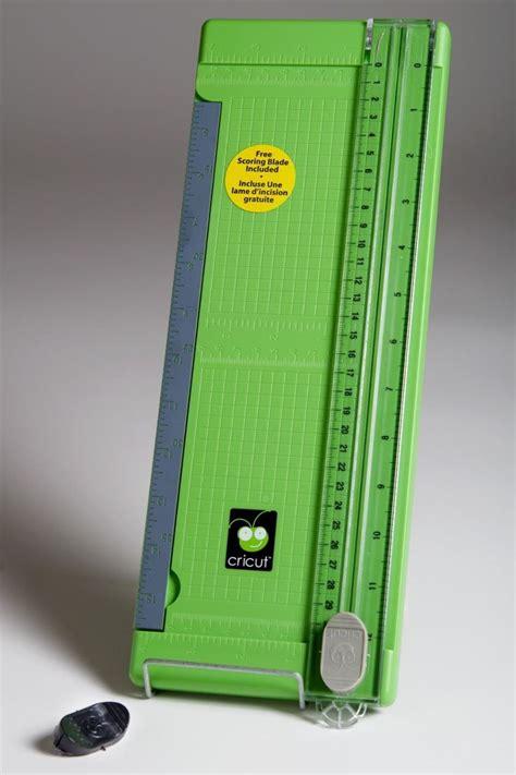 Cricut Trimmer Paper Cutter W Scoring Blade For Cutter