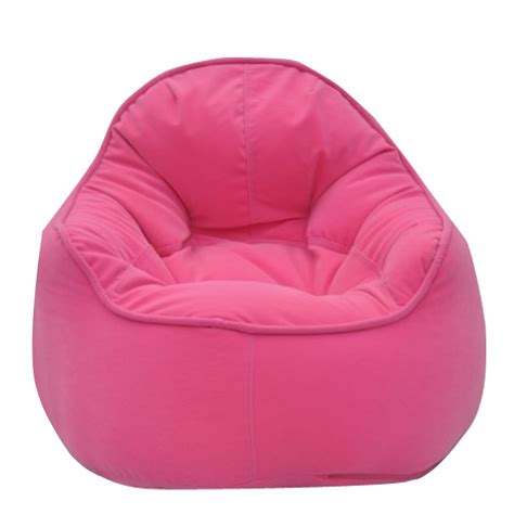 bean armchair mini me pod bean bags in pink modern bean bag chair