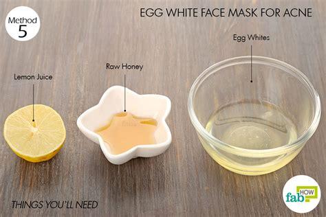 diy egg mask best 6 diy egg white masks to fix all skin problems fab how