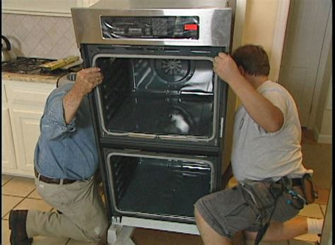 install  electric wall oven ron hazelton