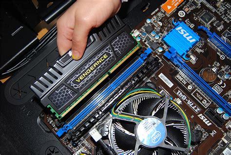 Ram V Pc comment ajouter changer ou installer de la m 233 moire ram