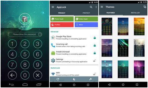 how to lock apps android how to make your android device more secure