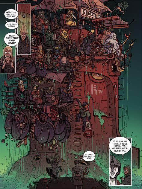 kill 6 billion demons book 1 advance review kill six billion demons all comic