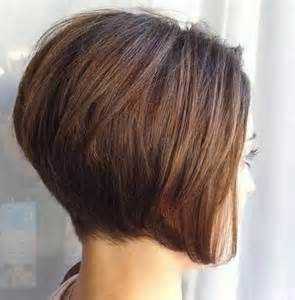 back viewsconcave bob hairstyles for hair inverted bob hairstyle back view stylin pinterest