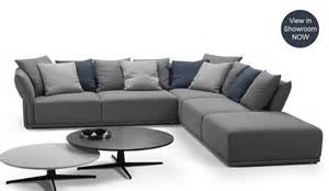 leather l shaped sofa cloud modular sofa with l and u shape options modern