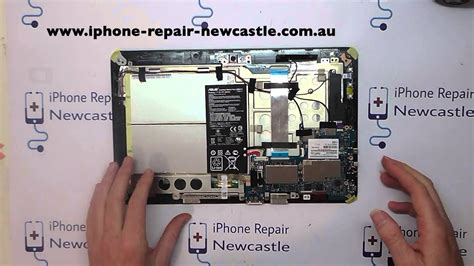 asus  screen replacement youtube