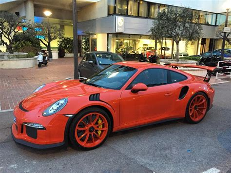 porsche gt3 rs orange lava orange porsche 911 gt3 rs gets lava orange rims is