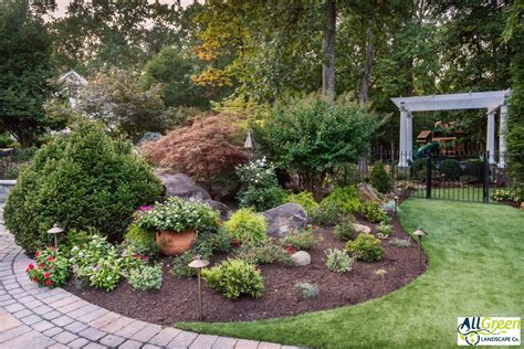 Residential Landscaping Portfolios Landscape Contractors All Green Landscaping