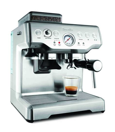 Breville Coffee Maker what is the best type of coffee machine