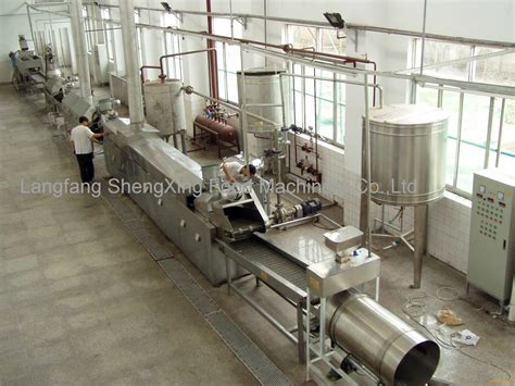 S X Supply Co Brand potato chips production line products china potato chips