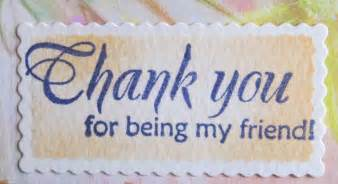 thank you for being a friend quotes quotesgram