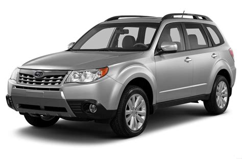 subaru suv forester 2013 subaru forester price photos reviews features