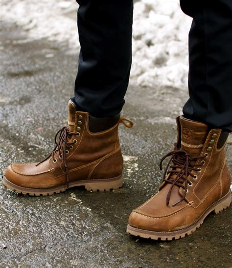 what are the best mens boots how the cool guys wear the best mens winter boots