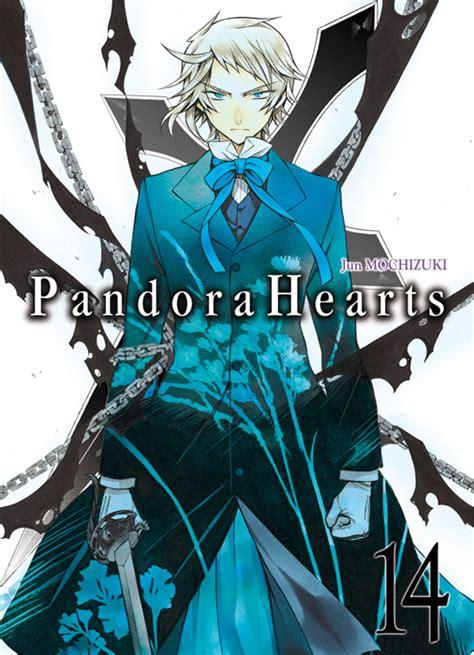 Pandorahearts Vol 13 vol 14 pandora hearts news