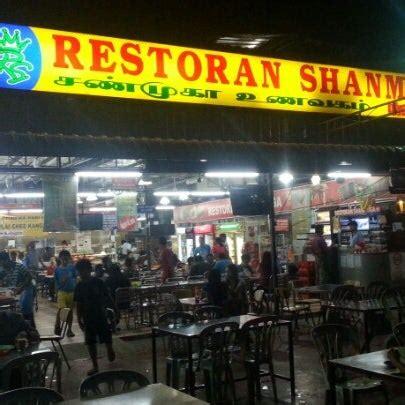 restoran shanmuga klang selangor