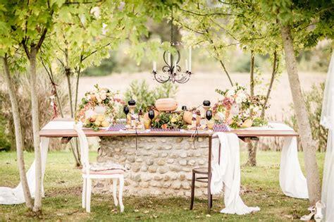 edding tafel 12 romantische tafels voor het bruidspaar