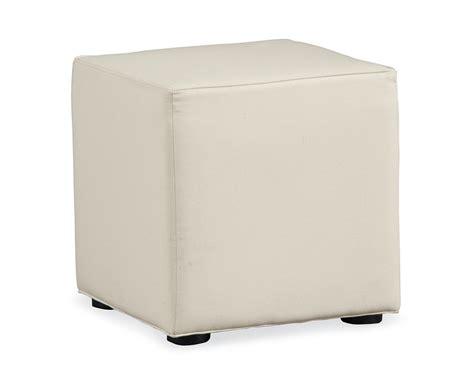 Cube Ottoman by Nightclub Cube Ottoman Fabric Thomasville Furniture