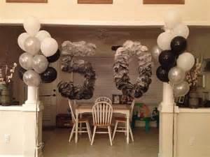 50th birthday decor birthdays