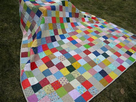 King Size Patchwork Quilts - items similar to patchwork quilt king size 106x92