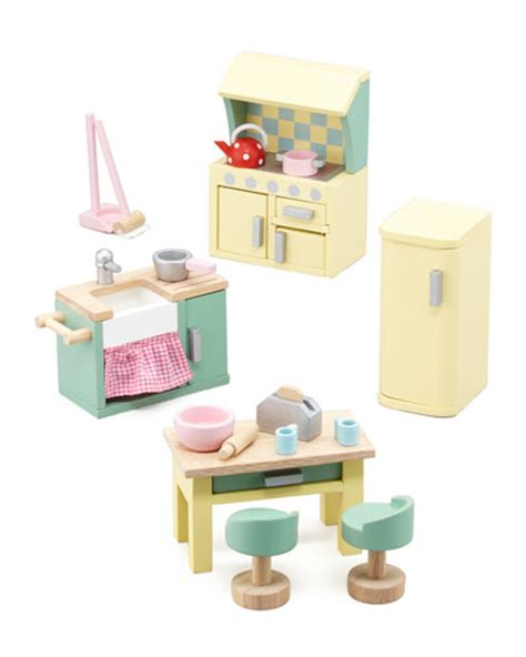 Dollhouse Furniture Clearance by Le Quot Daisylane Quot Kitchen Dollhouse Furniture