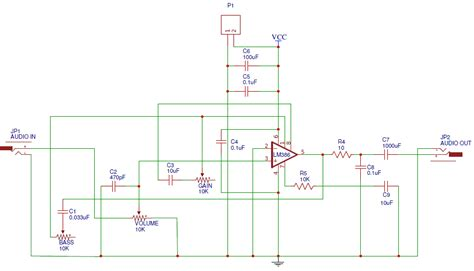 basic circuit diagram pcb layout circuit and schematics