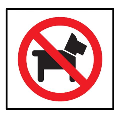imagenes de tarjetas informativas ponsa se 241 ales informativas pictogramas adhesivos perros no