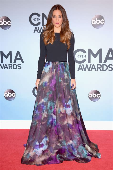 country music events in nashville 2013 jana kramer 2013 country music association awards in