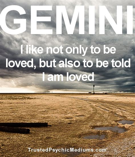 quotes  sayings   gemini star sign trusted psychic mediums
