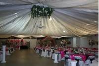 Used Ceiling Draping Wedding For Pinterest