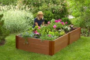 lowe s raised garden bed kit decosee