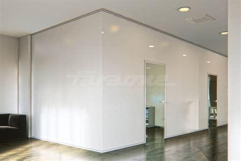 divisori in vetro per interni spazio le pareti divisorie in vetro 187 faraone
