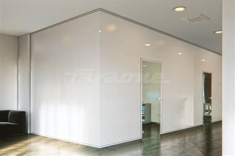 pareti divisorie mobili spazio le pareti divisorie in vetro 187 faraone