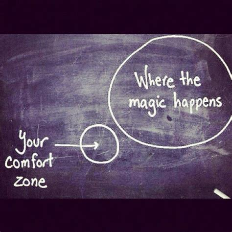 Where The Magic Happens Your Comfort Zone by Social Anxiety Vs Cycling Social Anxiety Laydeeandthebike