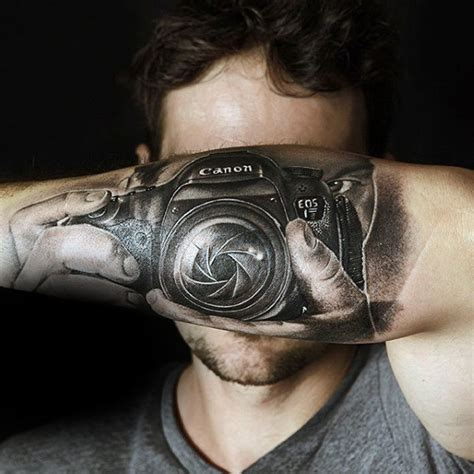 camaras gays 80 camera tattoo designs for men photography ink ideas