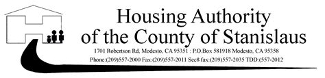 Stanislaus County Index Search Stockton Ca Section 8 Housing Voucher