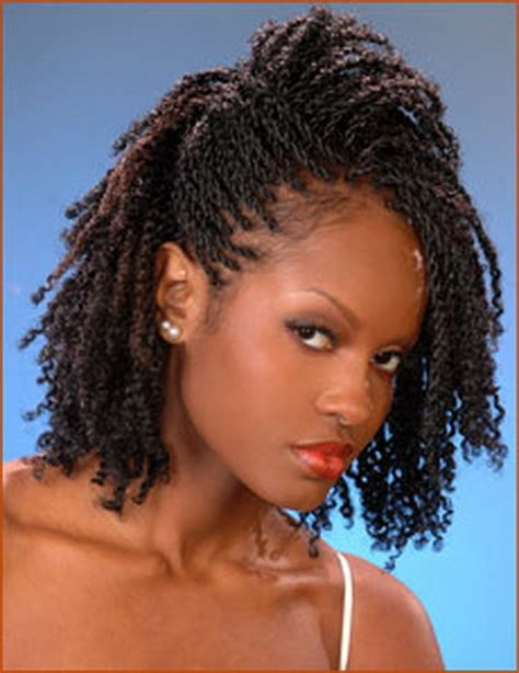nice braids with kinky african twist styles
