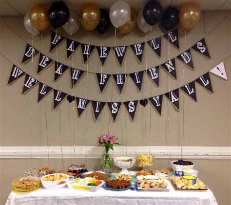 themes for a college farewell party farewell party good ideas pinterest farewell