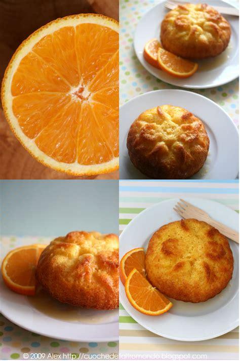 tortina kuchen una tortina al succo d arancia foto e fornelli
