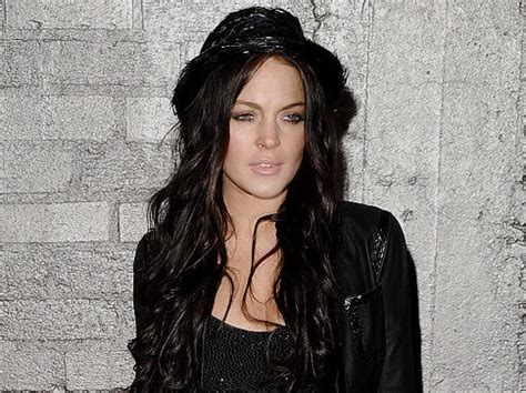 Lohan The Musical by Lindsay Lohan Can T Stop Song Leak Ny Daily News