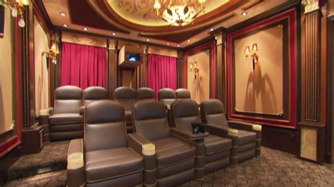 Home Theater Interior Design Ideas by Multi Million Dollar Home Theater On The Rise Dec 16 2013