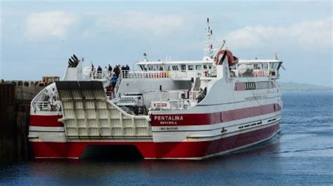 catamaran ferry to orkney getting your motorhome to the orkney islands by vehicle